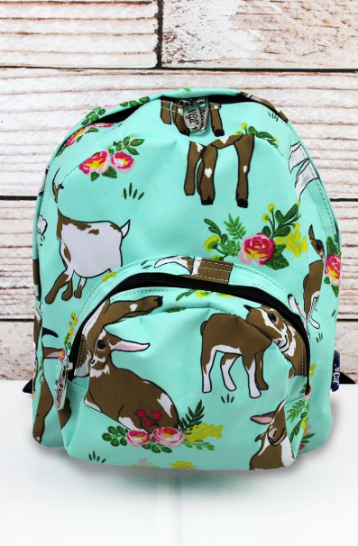 GOATS SMALL BACKPACK
