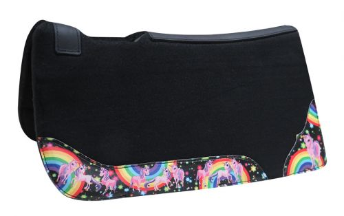PONY SIZED felt saddle pads