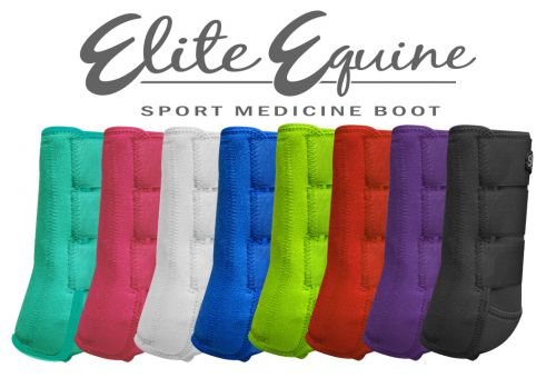 Elite Equine boots. Size Small