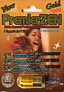 PremierZen Gold 7000 | 2 PACK