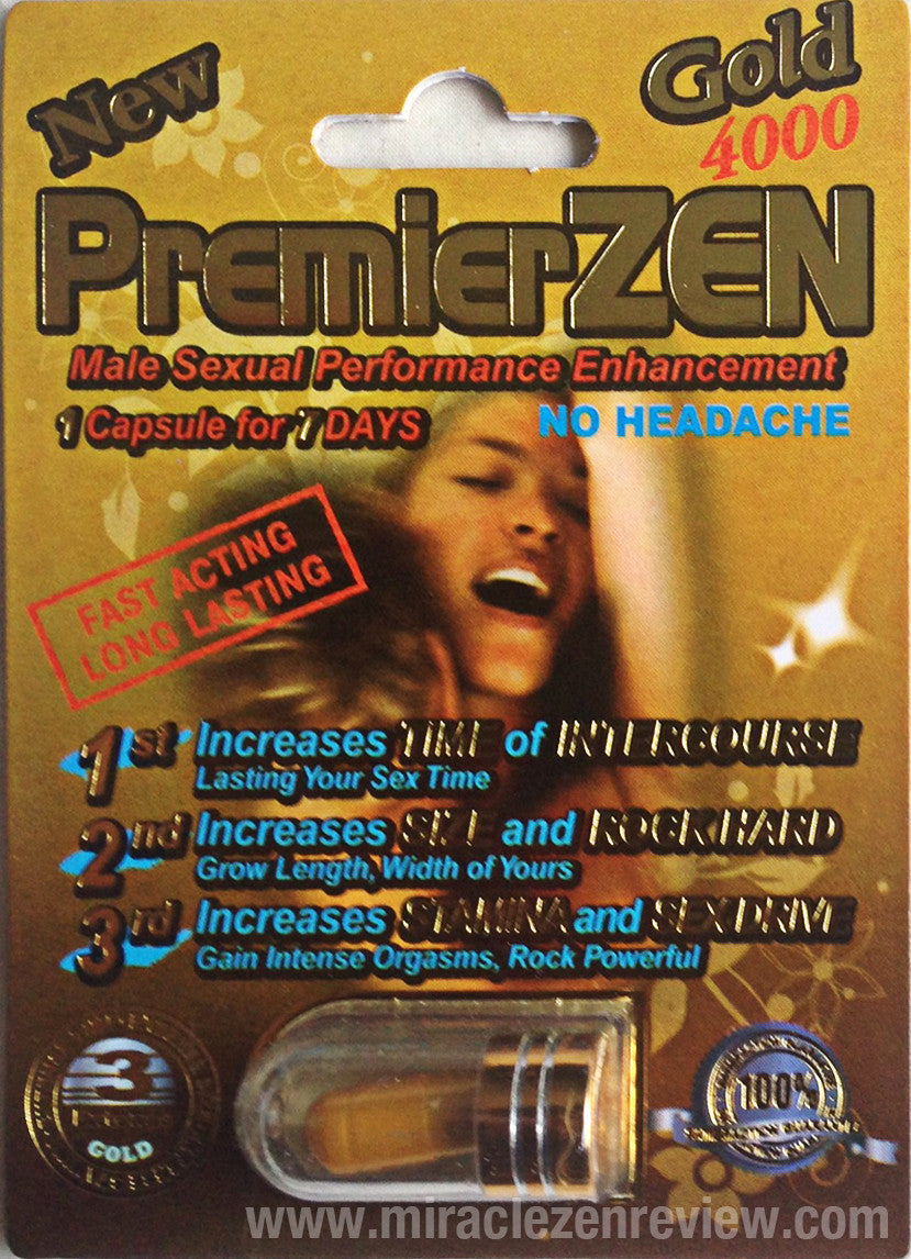 PremierZen Gold 7000 | 10 Pack