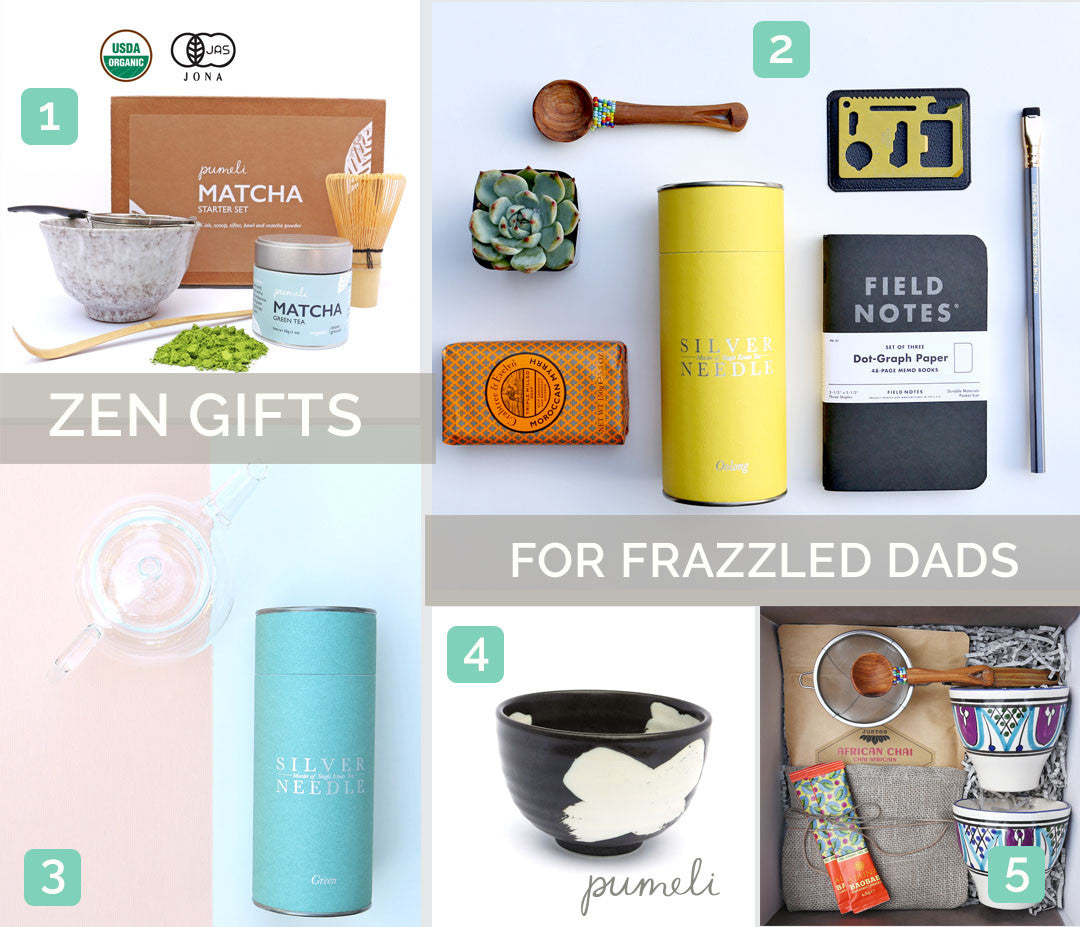 Father's Day Gift Guide: 5 Zen Gifts for Frazzled Dads