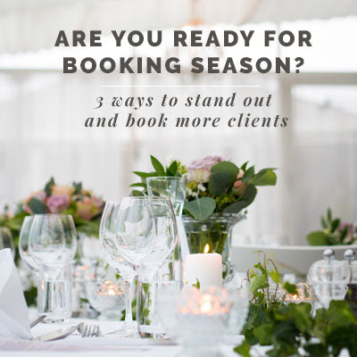 Want to book more clients this season?