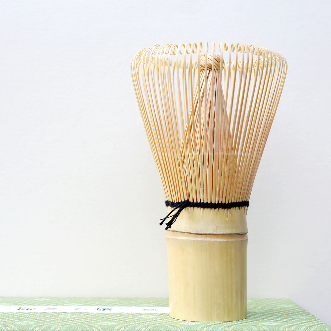 Bamboo Matcha Whisk Use & Care