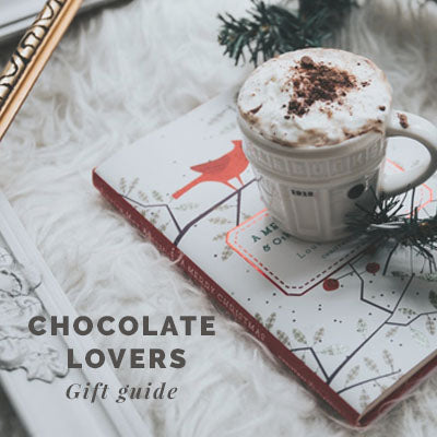 Gift Guide for Chocolate Lovers