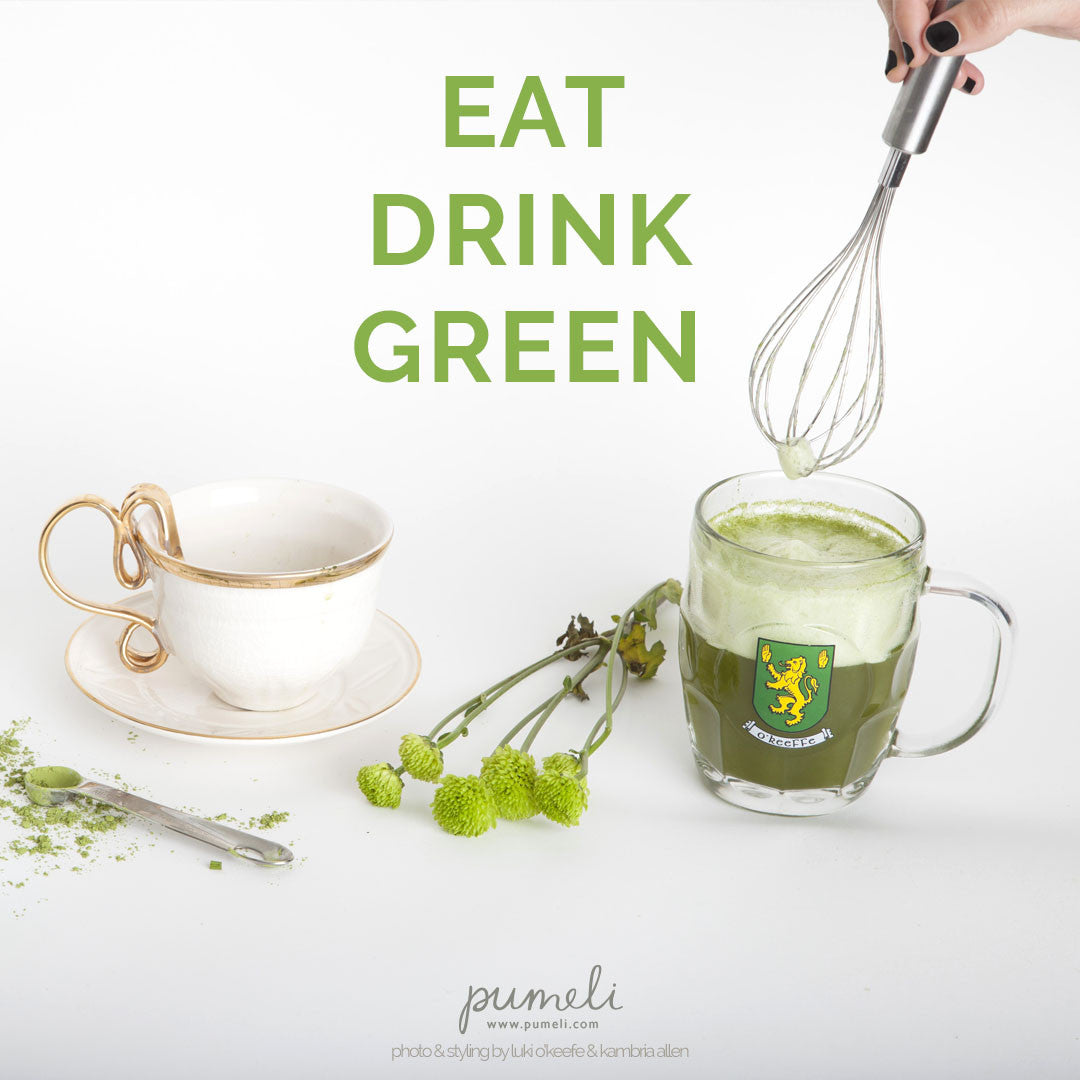 How to make every meal green on St Patrick's Day