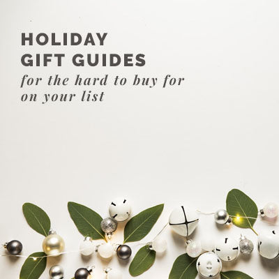 Unique Gifts For The Hard To Buy For On Your List
