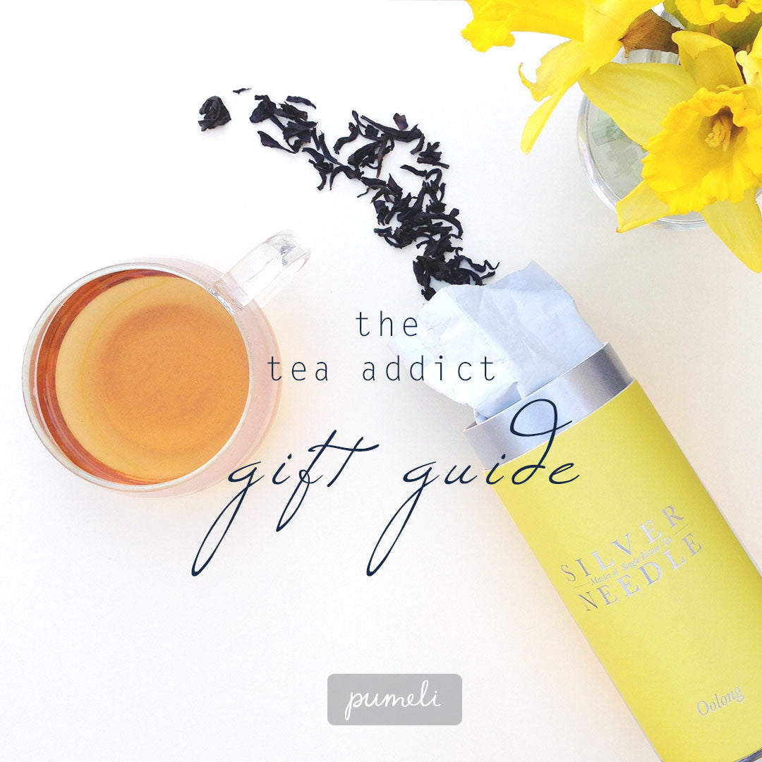 Holiday Gifts for the Tea Addict
