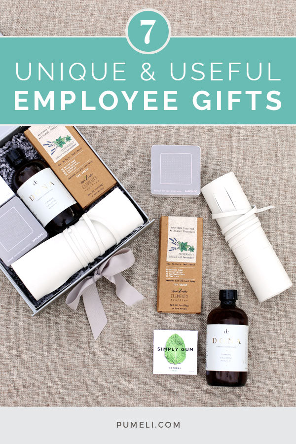 7 Unique & Useful Employee Gifts