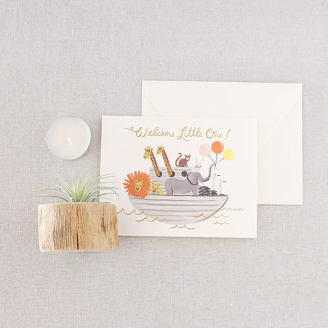 Rifle Paper Baby Card