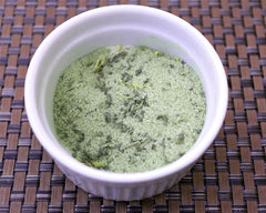 Matcha Sugar Scrub Dry Mix