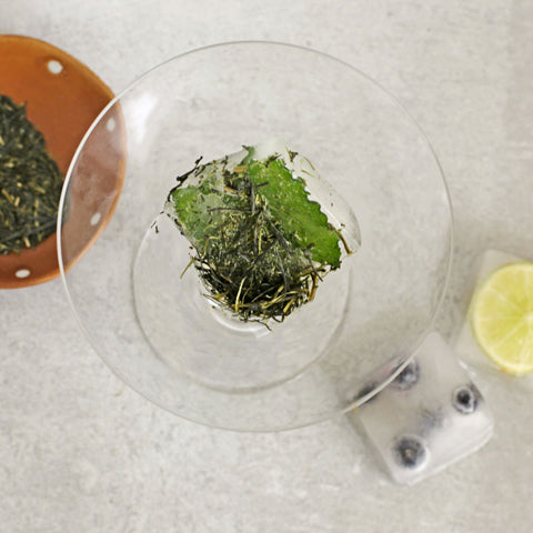 Fruit and herb infusion