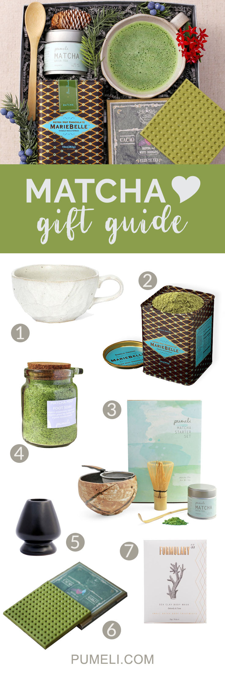 Matcha Lover's Gift Guide