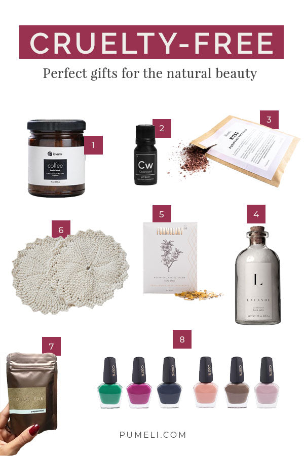 cruelty-free beauty gift guide
