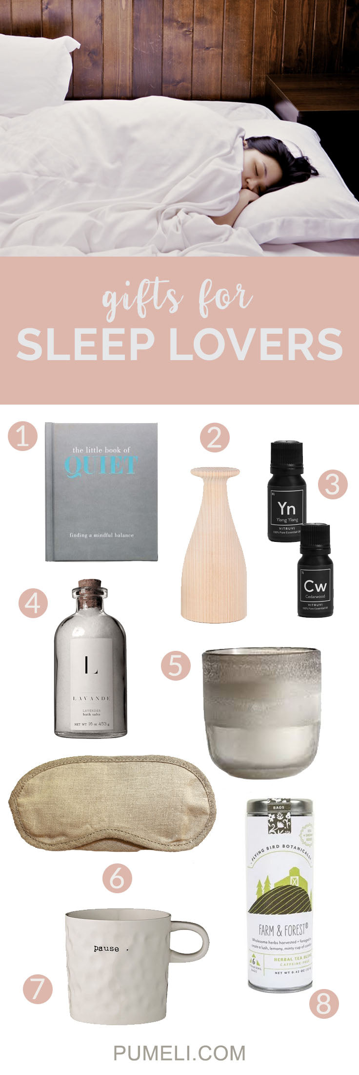 Gifts for Sleep Lovers