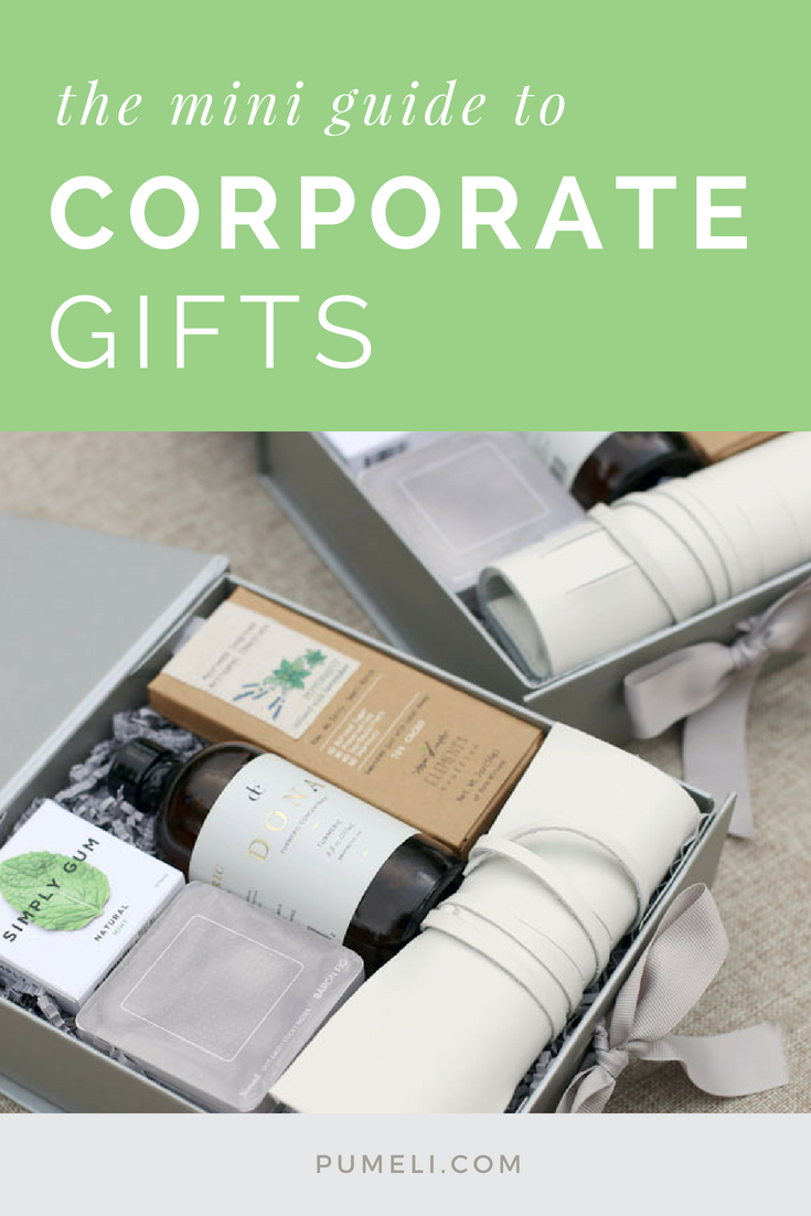 Corporate Gifting Mini Guide