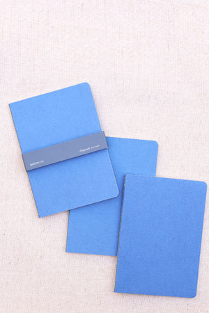 Baron Fig Vanguard Softcover Notebook - Blue Slate