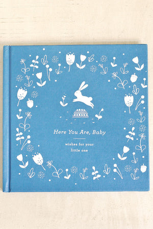 Here You Are Baby Wish Book