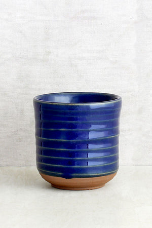 Konshō Glazed Japanese Tea Cup