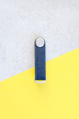 Orbitkey 2.0 Canvas Key Organizer
