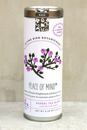 Peace of Mind Herbal Tea