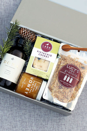Bed & Breakfast Gift Box
