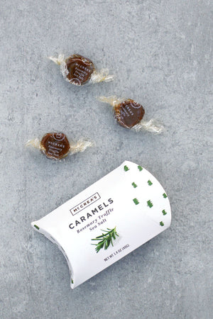 Rosemary Truffle Caramels, 5 pc