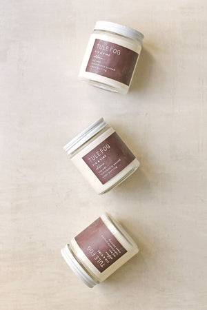 Tule Fog Fig & Vine Travel Soy Candle