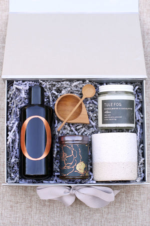 Warm Welcome Gift Box