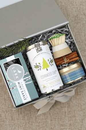 Winter Chai Gift Box