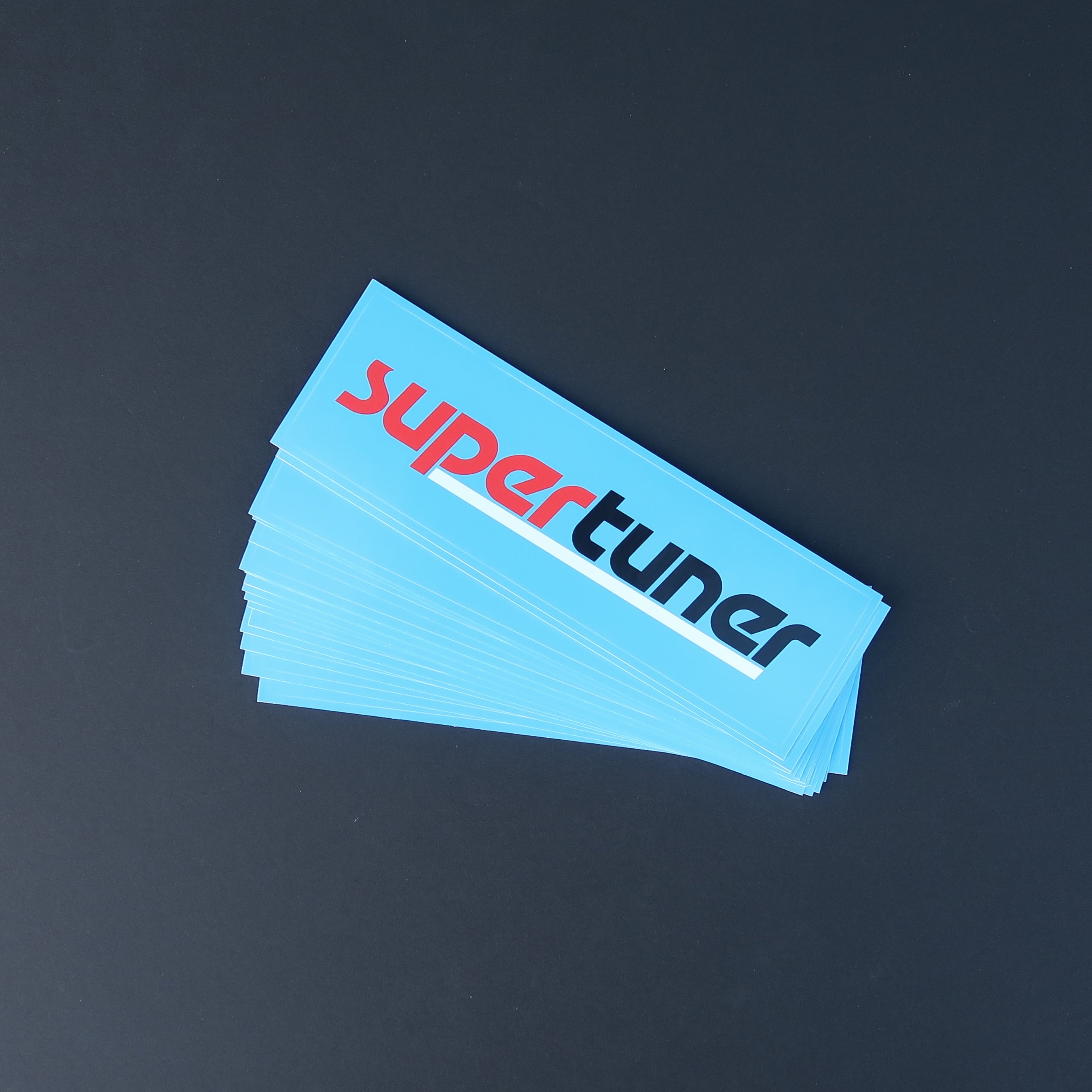 SUPERTUNER STICKERS (2pk)