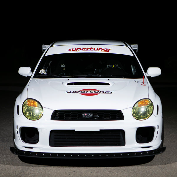 FULL SUPERTUNER WINDSHIELD BANNER KIT