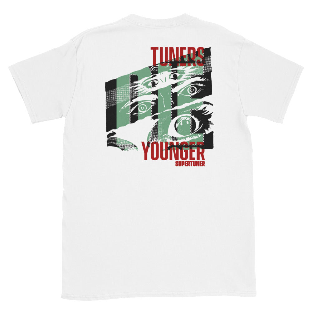 TUNERS DIE YOUNGER T-SHIRT