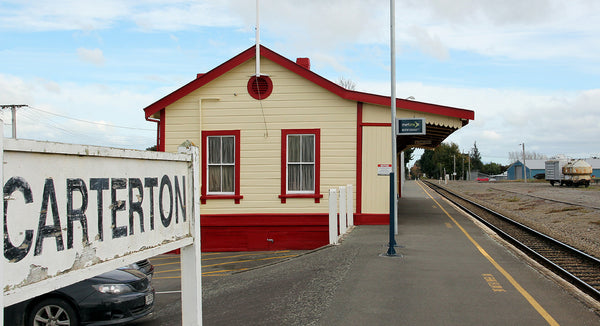 Carterton, Wairarapa, NZ - 25 May 2013