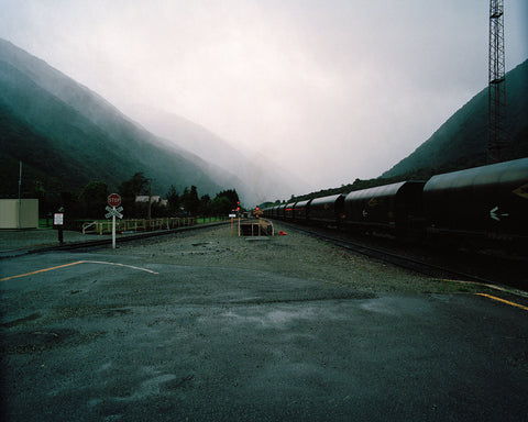 Coal train, Otira
