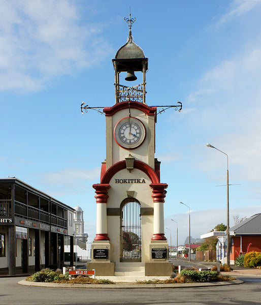 Hokitika, West Coast, NZ - 28 September 2013