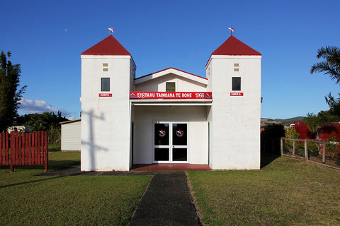 Ratana Temple 4, Ahipara, NZ - 22 March 2013