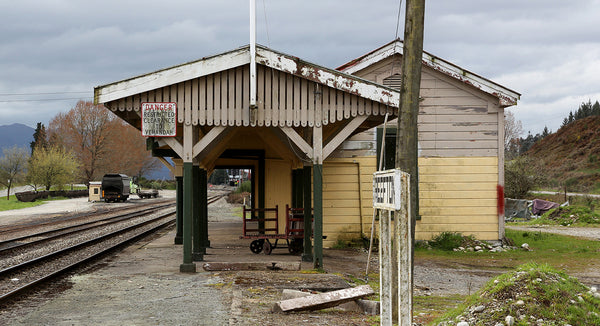 Reefton, West Coast, NZ - 26 September 2013