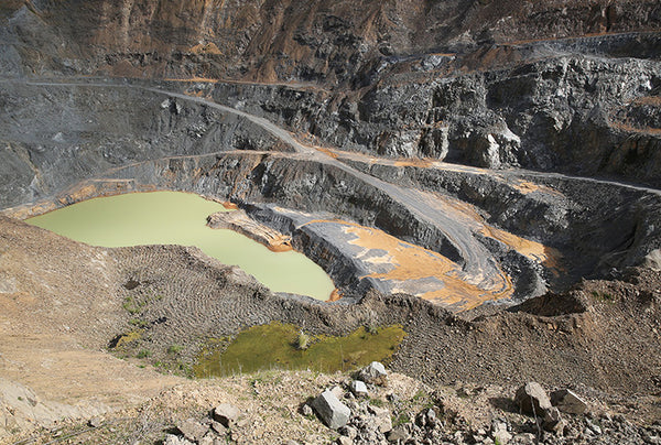 Taotaoroa Quarry No. 1 - Waikato, NZ - 28 August 2014