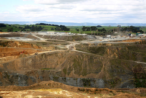 Taotaoroa Quarry No. 2 - Waikato, NZ - 28 August 2014