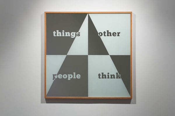 Things other people think