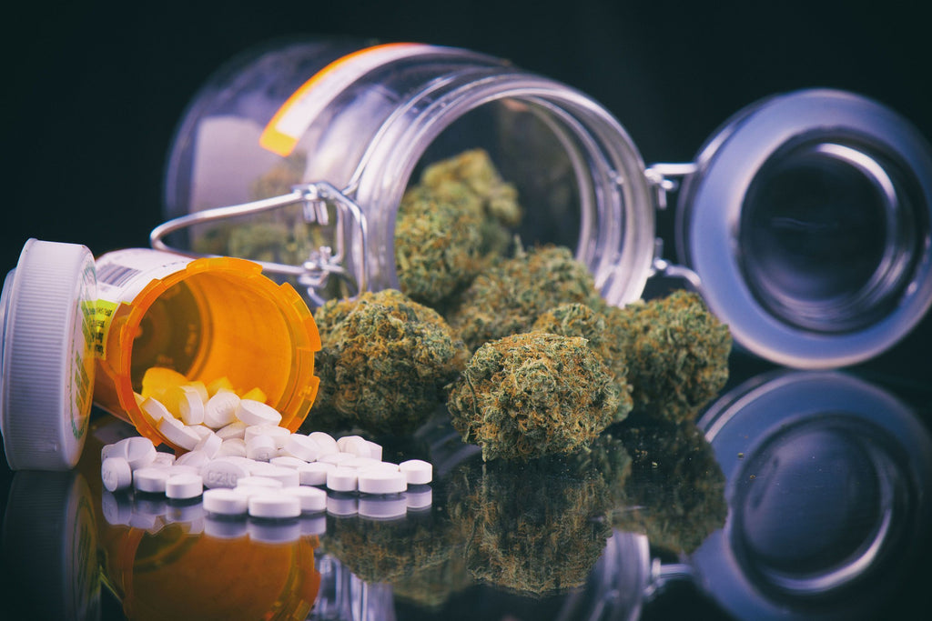 Marijuana vs Opiates: The Pros and Cons