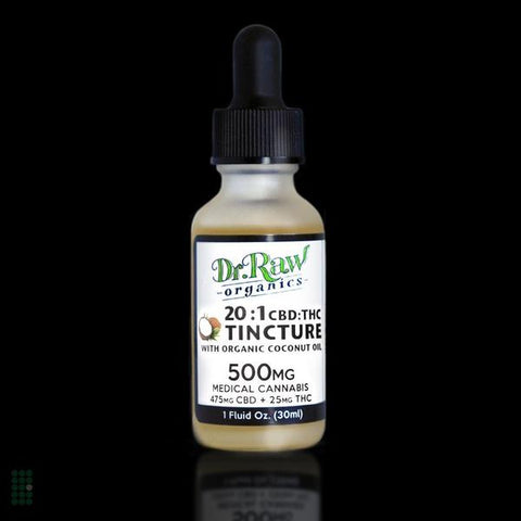 Top Brands of THC Tincture Available at Green Door West