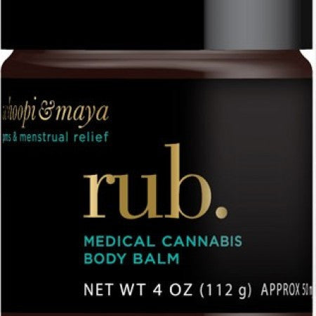 Whoopi and Maya - Whoopi and Maya - Rub - GreenDoorWest.com - 2