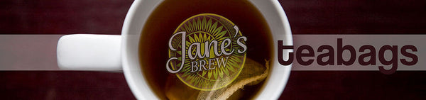 House of Jane - Cannabis Infused Organic Bagged Chamomile Tea - GreenDoorWest.com - 5