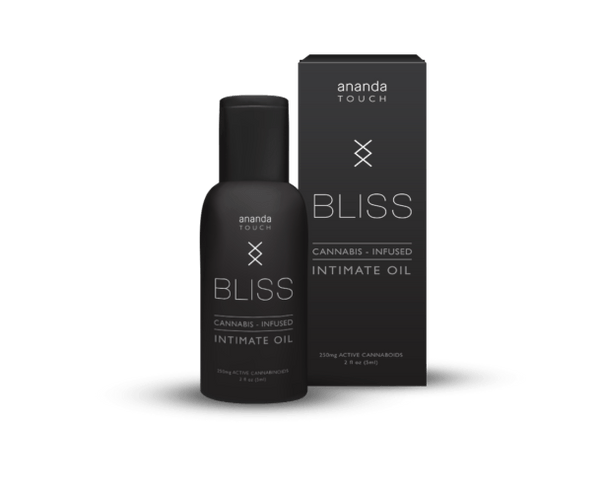 TOUCH BLISS - Intimate Oil