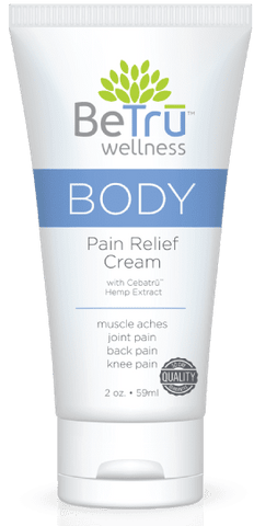 BeTru Wellness - Body Pain Relief Cream