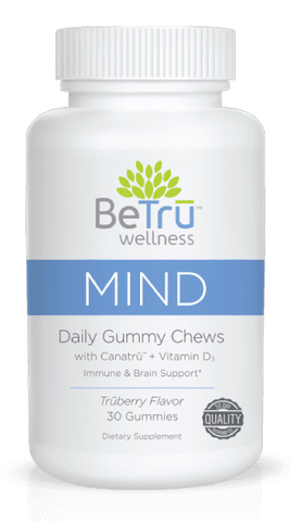 BeTru Wellness - Mind Gummy Chews
