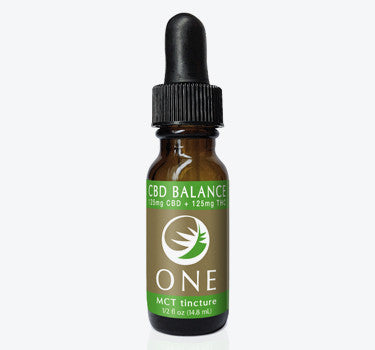 Venice Cookie Co. - CBD Balance One Tincture - GreenDoorWest.com - 2