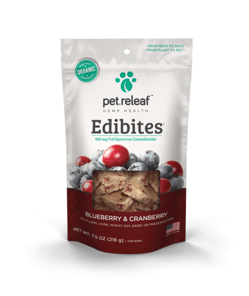 CBD Dog Edibites